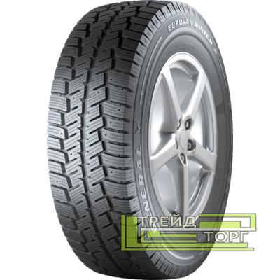 Зимняя шина General Tire Eurovan Winter 2 225/70 R15C 112/110R