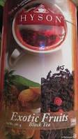 """Чай черный """"Экзотические фрукты"""" 100гр"""