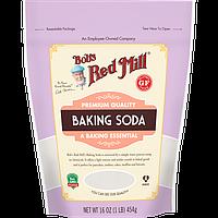 Сода  пищевая  для  выпечки Bob#39;s  Red  Mill  453  г          США
