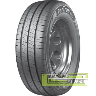 Літня шина Kumho PorTran KC53 205/70 R15C 106/104R