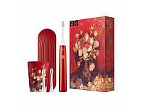 Xiaomi Soocas X3U Van Gogh Museum Design Sonic Red Звуковая электрическая зубная щетка