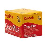Kodak Color Plus 200/24 пленка цветная