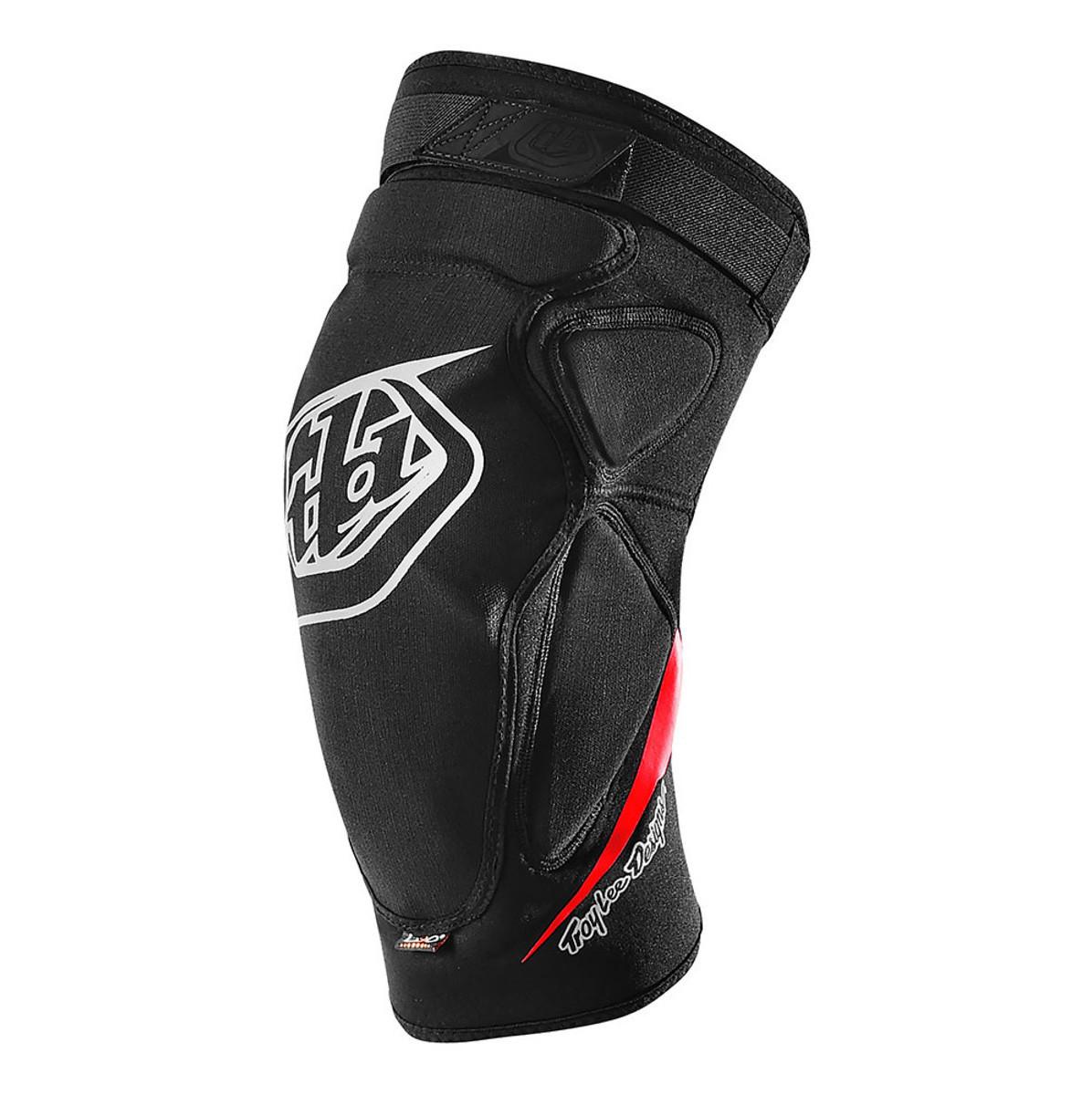 Вело наколенники TLD Raid Knee Guard [Black] размер XL/2X