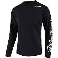 Джерси TLD Sprint Jersey [black] размер XL, фото 1