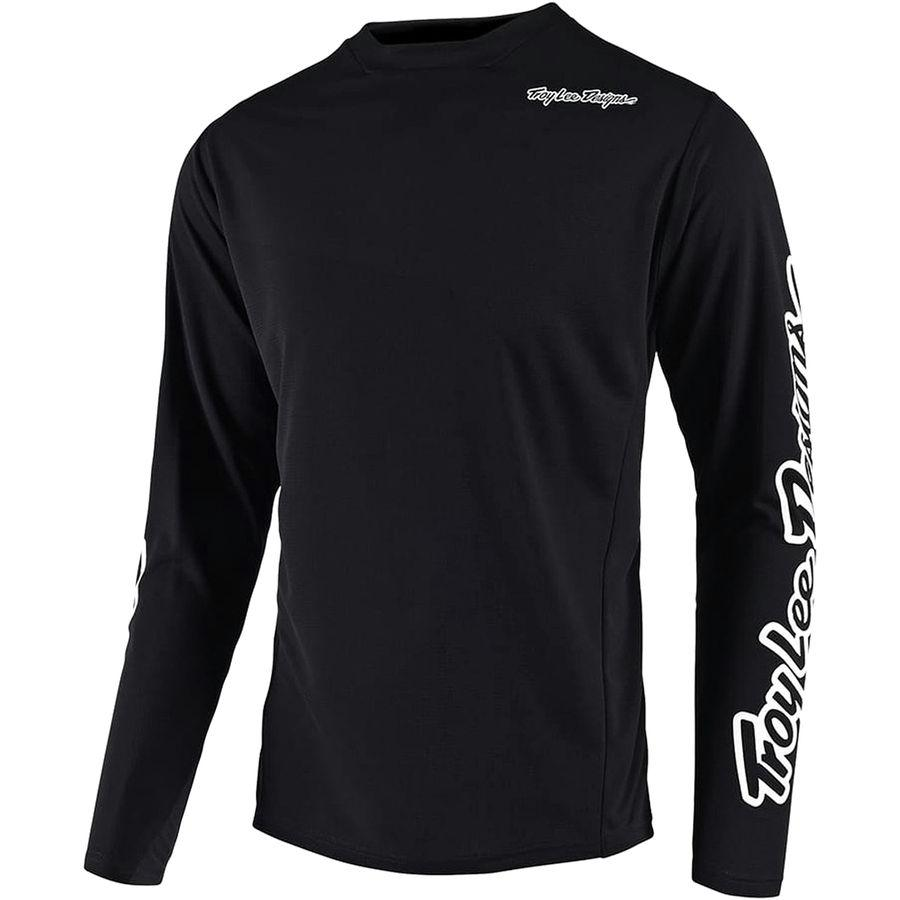 Джерси TLD Sprint Jersey [black] размер XXL
