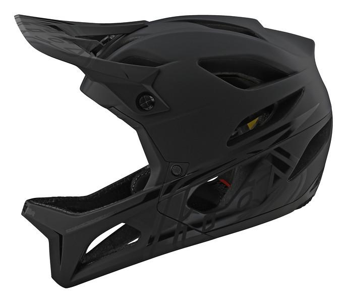 Вело шлем TLD Stage Mips Helmet Race [Stealth Midnight] размер XS/SM