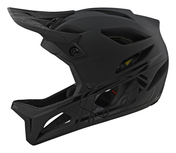 Вело шлем TLD Stage Mips Helmet Race [Stealth Midnight] размер XL/2X