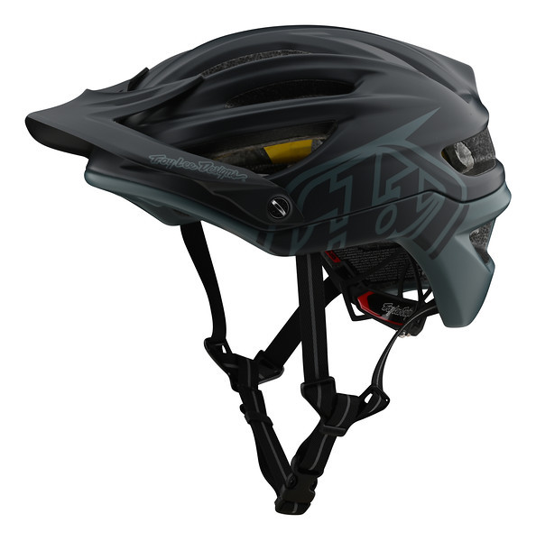 Вело шлем TLD A2 Mips Decoy [Gray/Green] размер S