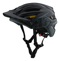 Вело шлем TLD A2 Mips Decoy [Gray/Green] размер S, фото 1