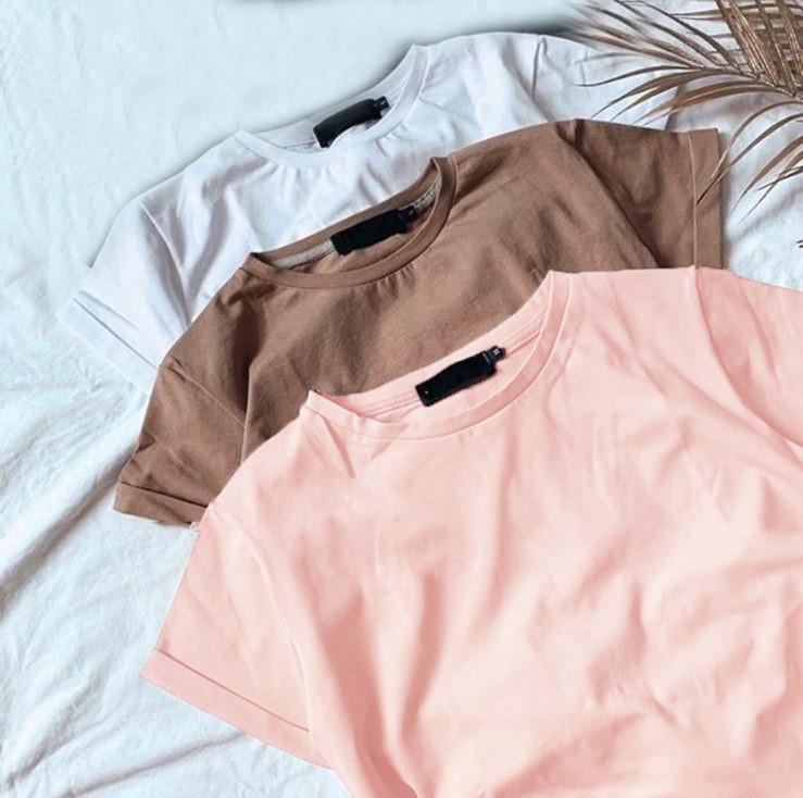 Набор женских футболок (3 шт.)| Новинка