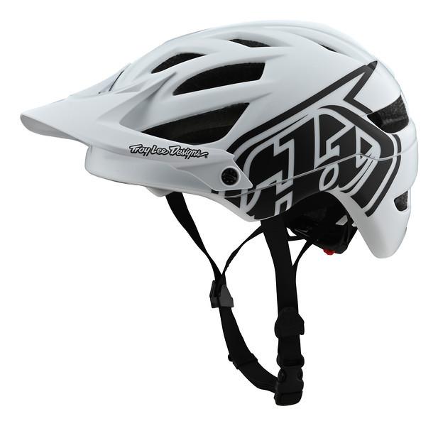 Вело шлем TLD A1 Classic Drone [White/Black] размер MD/LG