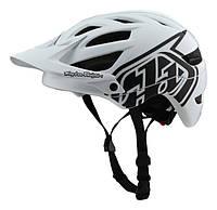 Вело шлем TLD A1 Classic Drone [White/Black] размер MD/LG, фото 1