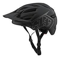 Вело шлем TLD A1 Classic Drone [Black/Silver] размер YOUTH (детский), фото 1