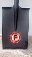 Лопата цельнометаллическая штыковая прямая 120см FINLAND (1447), фото 1