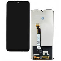 LCD Дисплей Модуль Экран для Xiaomi Redmi Note 8 + touchscreen, черный