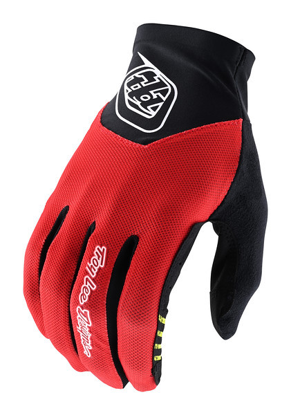 Вело перчатки TLD ACE 2.0 glove [Red] размер LG