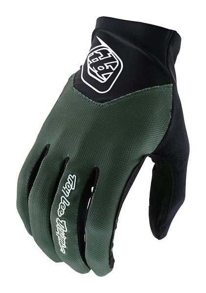 Вело перчатки TLD ACE 2.0 glove [Olive] размер MD