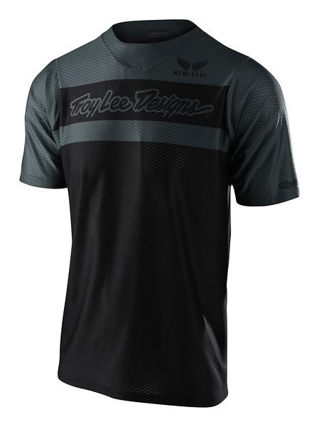 Джерси TLD Skyline Air S/S Jersey [Factory Black/Gray] размер XL