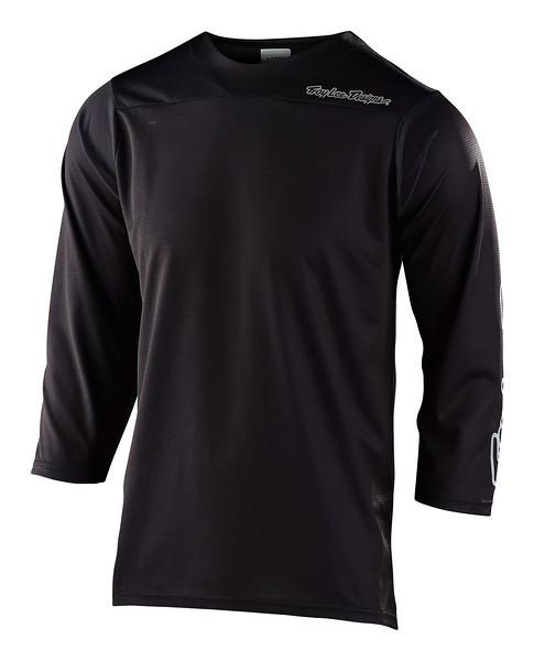 Джерси TLD Ruckus 3/4 Jersey [Black] размер SM
