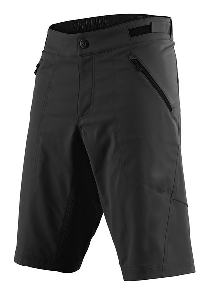 Велошорты TLD Skyline Short Shell [Black] размер 38