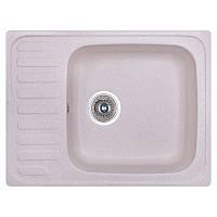 Кухонная гранитная мойка Cosh 6449 kolor 800 (COSH6449K800) олово 64*49