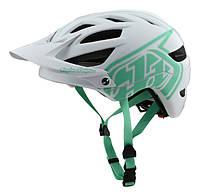 Вело шлем TLD A1 Helmet Drone [White/Aqua] размер XS, фото 1
