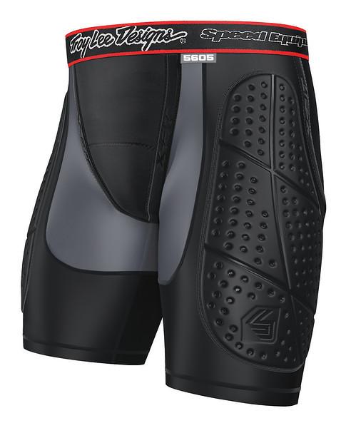 Компрессионные защитные шорты TLD LPS 5605 Short размер MD