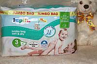 Подгузники LUPILU Soft and dry 3 (5 - 9 кг) 98 шт. в уп.