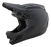 Вело шлем фуллфейс TLD D4 Composite [Stealth Black/Gray] размер MD, фото 1