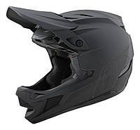 Вело шлем фуллфейс TLD D4 Composite [Stealth Black/Gray] размер LG, фото 1