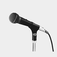Микрофоны, Мегафоны,