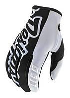 Детские вело перчатки TLD GP glove [Black] размер YXS
