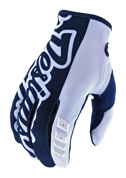 Детские вело перчатки TLD GP glove [Navy] размер YXS