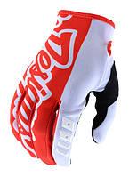 Детские вело перчатки TLD GP glove [Orange] размер YXS