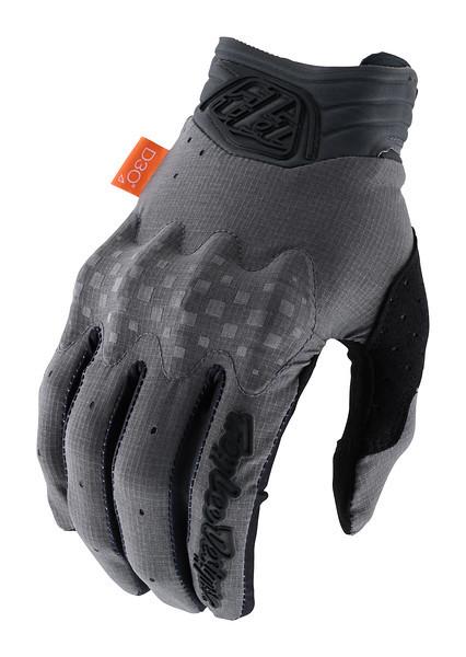 Вело перчатки TLD Gambit glove [Charcoal] размер MD