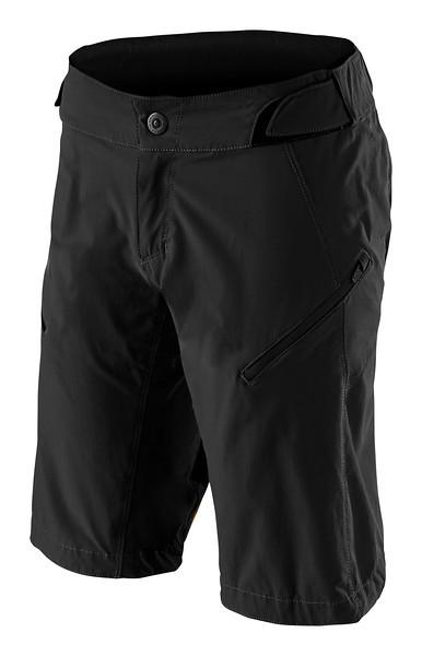 Женские велошорты TLD Lilium Short Shell [Black] размер XS