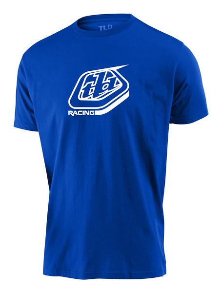 Футболка TLD Racing Shield Tee [BLue] размер MD