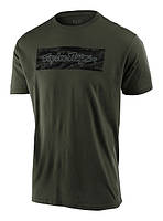 Футболка TLD Signature Block Camo Tee [Surplus Green] размер LG