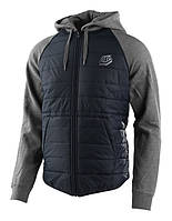 Куртка TLD Racing Quilted Zip Up Hoodie (Navy) размер MD
