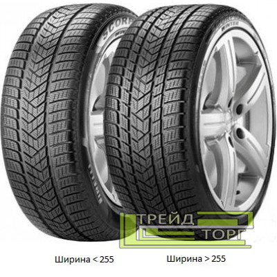 Зимняя шина Pirelli Scorpion Winter 255/55 R19 111H XL AO