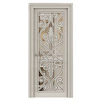Межкомнатная дверь Casa Verdi Art Deco 6 из массива ольхи