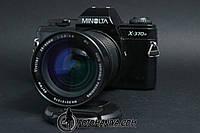 Minolta X-370n kit Vivitar 28-85mm f2.8-3.3, фото 1