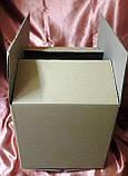 Ящик картонный 4х клапанный 600*400*300, фото 3