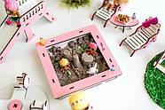 """""""Детская площадка"""" набор кукольной мебели NestWood для LOL, розовый, фото 4"""
