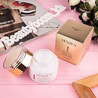 Разглаживающий крем для лица Venzen Six Peptide Repair Cream с шестью пептидами и витамином Е