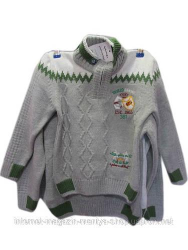 Детский свитер на мальчика подросток