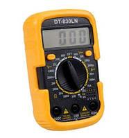 Цифровой мультиметр универсальный DT-830 LN