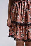 Жіноче плаття з мереживом, фото 3