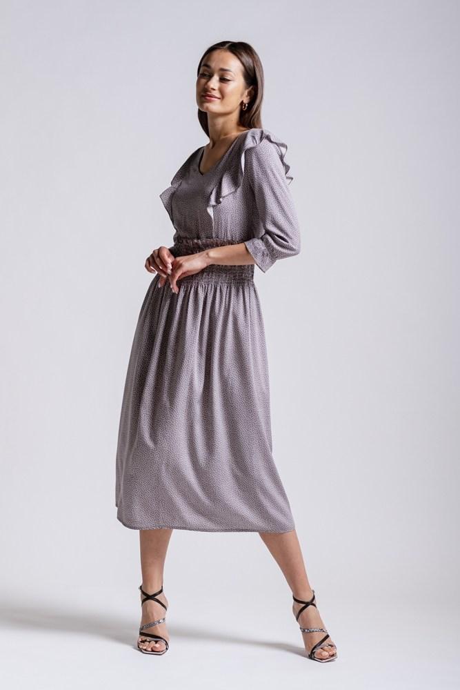Платье женское летнее (Кофе с молоком)
