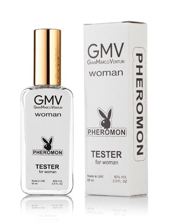 Тестер с феромонами женский Gian Marco Venturi Women (Жан Марко Вентури Вумен) 65 мл